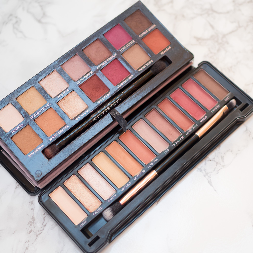 Profusion Amber Eyes Palette Review